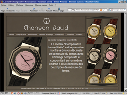 Montres Comparatives heure/divide